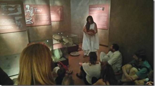 Voci dal passato Museo Archeologico del Finale