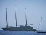yacht Andrei Melnichenko