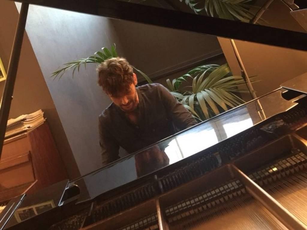 Andrea Benelli pianista Albenga