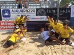 Bragno beach soccer