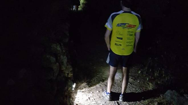 Camminata notturna Borgio