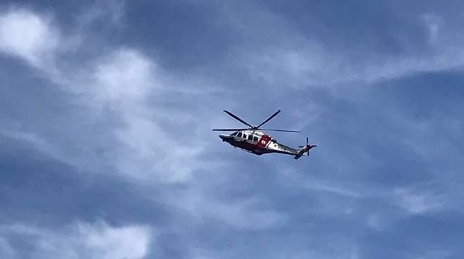 capitaneria elicottero