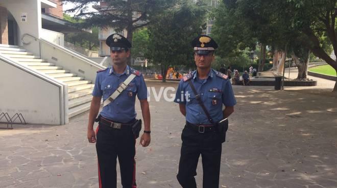 carabinieri andora