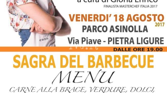 BBQ con Gloria Enrico al Parco AsinOlla