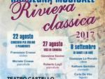 """Rassegna concertistica \""""Riviera Classica\"""": \'concerto per violino  e pianoforte\'"""