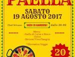 Sabato 19 agosto ad Albenga: Paella Sociale organizzata da Arci Messico & Nuvole