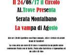 Giovedì 24 agosto al Circolo Al.Trove di Savona: Serata Montalbano