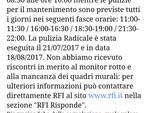 situazione stazione Savona
