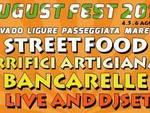 Da venerdì a domenica a Vado Ligure: ritorna l\'August Fest 2017!