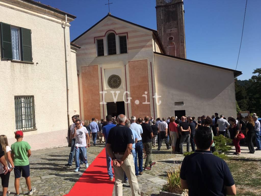Cosseria saluta Luciano Berruti