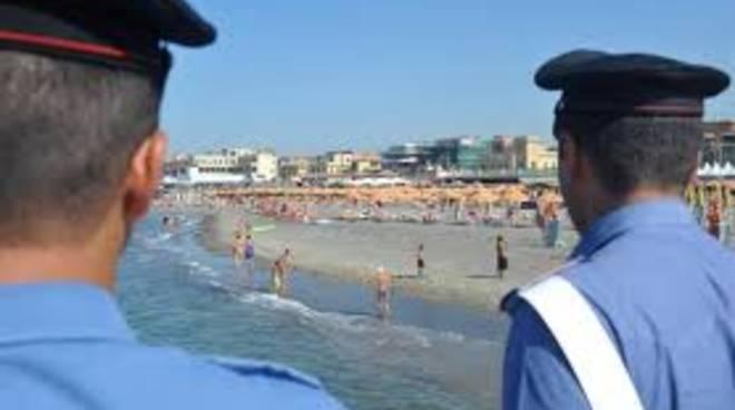 Carabinieri Spiaggia