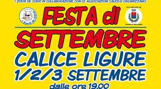 Festa di Settembre a Calice Ligure 17