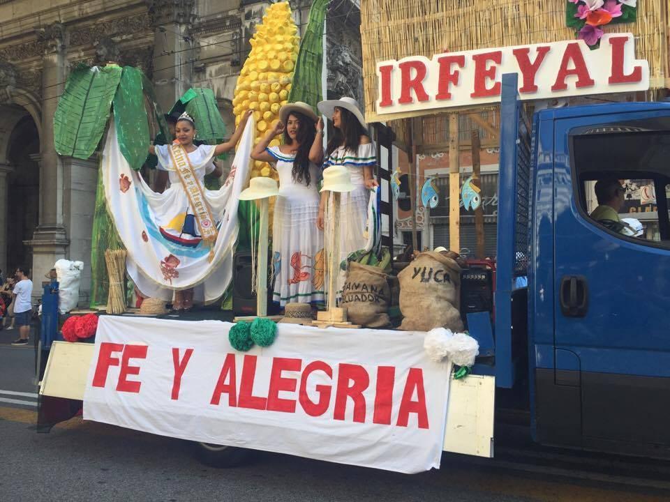 festa ecuador 2017