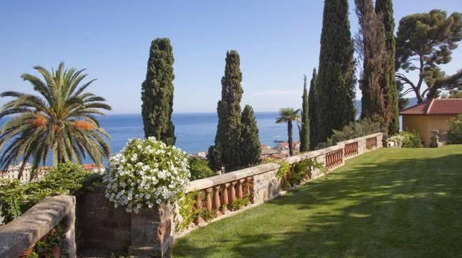 Giardino Villa Pergola Alassio