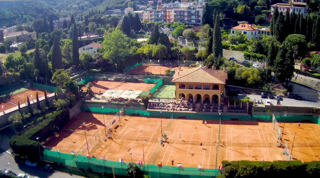 Hanbury tennis alassio
