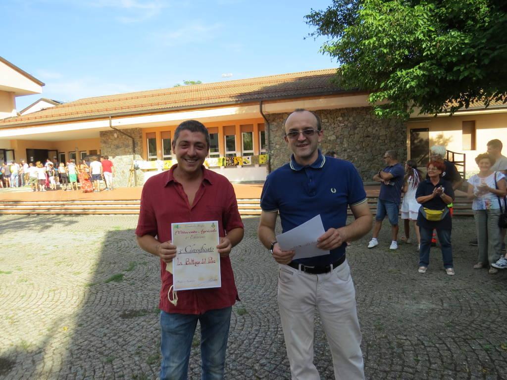 """I vincitori di """"Mioglia Fiorita"""" e di """"L'Ottocento Agricolo"""""""