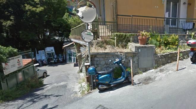 Incidente sul lavoro a Rapallo, muore imprenditore