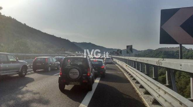 Incidente autostrada A6 Altare