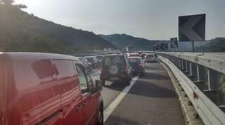 Incidente autostrada A6 Altare