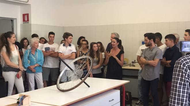laboratori giovani per la scienza