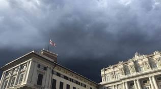 nuvole su genova