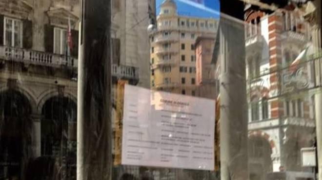 Ordigno da rimuovere a Savona, sfollati