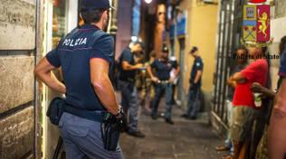 pattuglione polizia