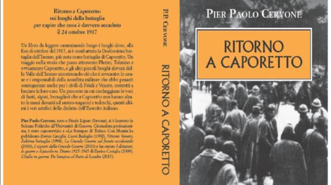 Pier Paolo Cervone Ritorno a Caporetto