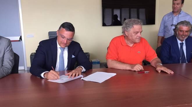 Policlinico di Monza e Asl2 firmano la convenzione per l'ortopedia di Albenga