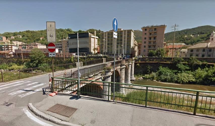 ponte san francesco bolzaneto