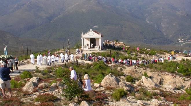 Processione Madonna della Guardia Varazze