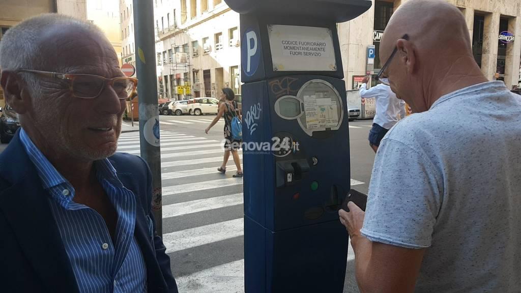 Genova Parcheggi: da oggi tariffe ridotte in centro