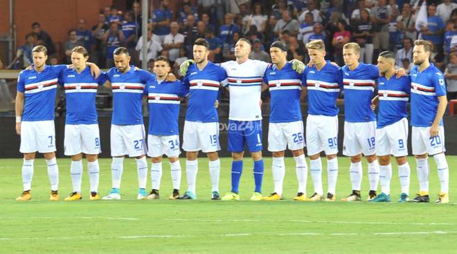 Sampdoria Vs Benevento Serie A