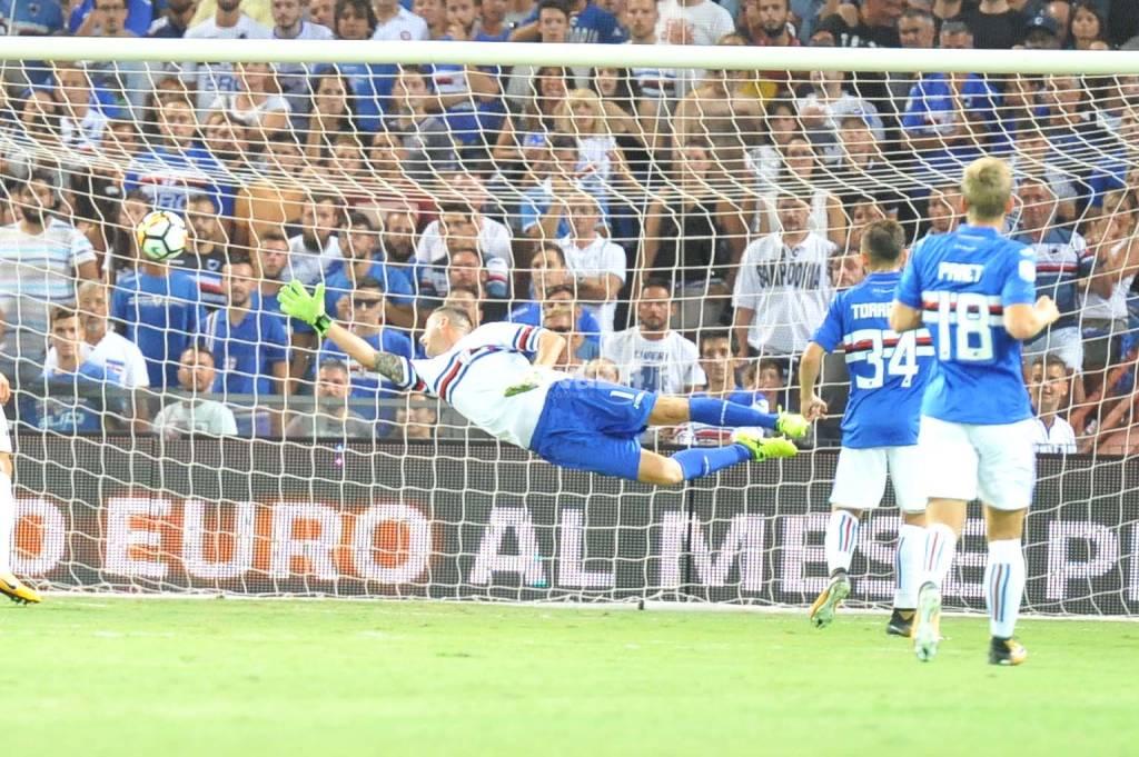 Sampdoria Vs Benevento Serie A