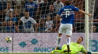 Sampdoria Vs Foggia