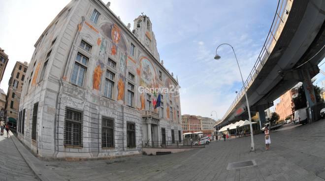 Sedi istituzionali e palazzi simbolo della città