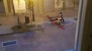 sesso piazza settembrini