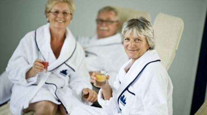 Soggiorno termale anziani