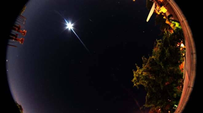 stelle cadenti osservatorio righi