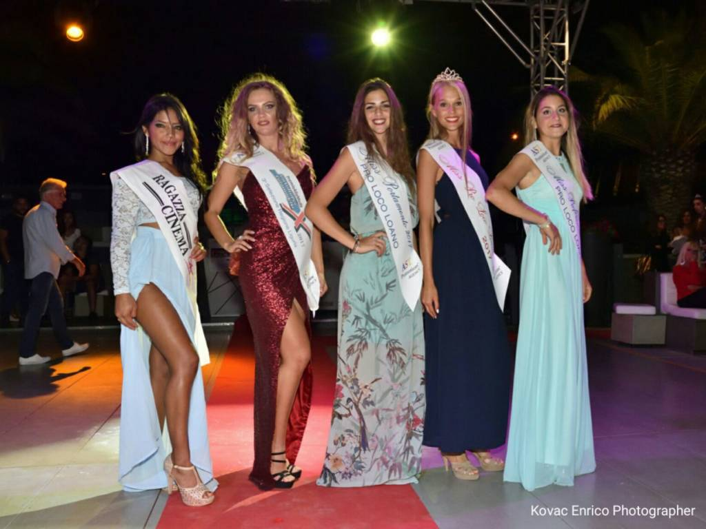 Miss Pro Loco Loano 2017