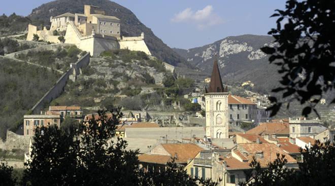 Finalborgo Veduta Panorama
