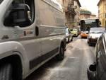 via venezia dinegro traffico