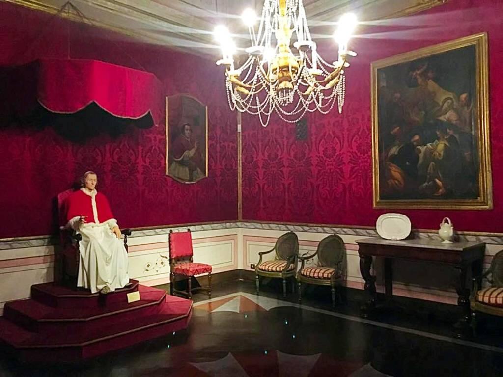 Visita guidata Cappella Sistina Bagnarci