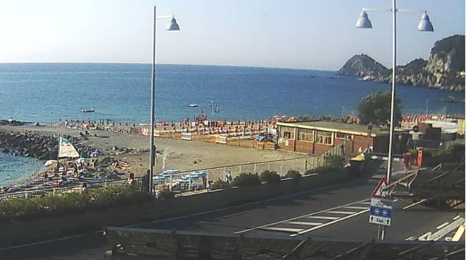webcam bergeggi