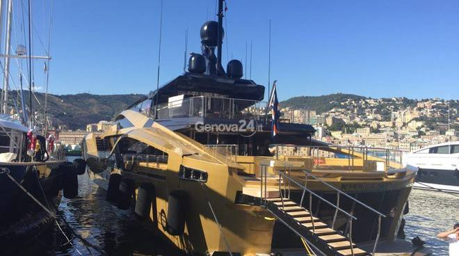 yacht d'oro porto antico