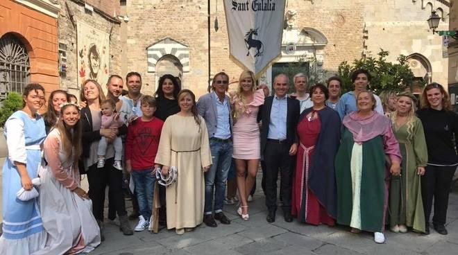 """Albenga a """"Mezzogiorno in Famiglia"""", sconfitta sul filo del rasoio per il team ingauno"""