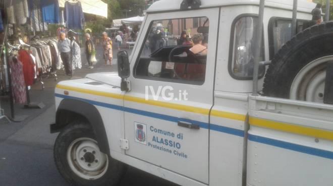 protezione civile alassio