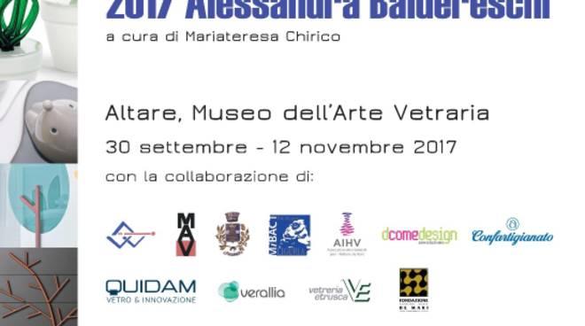 Altare Vetro Design 2017 design Alessandra Baldereschi