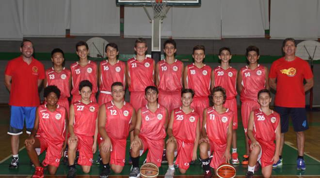 Basket Loano E. Garassini Under 15