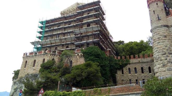 Borghetto, prosegue la riqualificazione di Castello Borelli